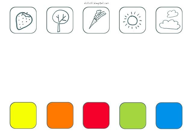 łączenie kolorów raz