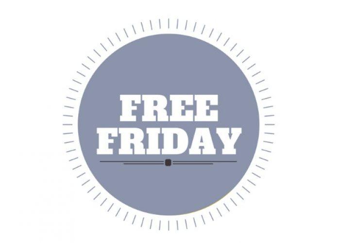 free friday baner