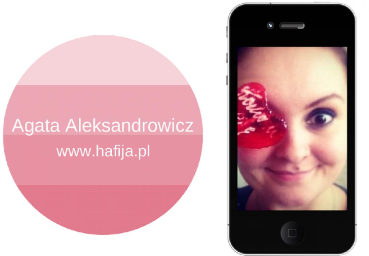 Wywiad Agata Aleksandrowicz