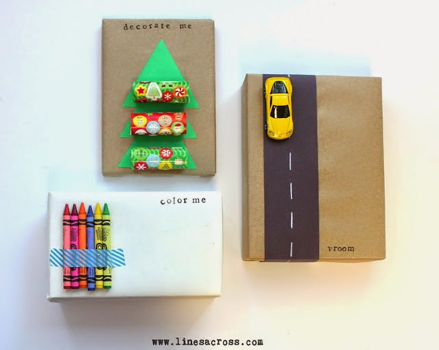 1 - creative interactive gift wrap ideas for kids