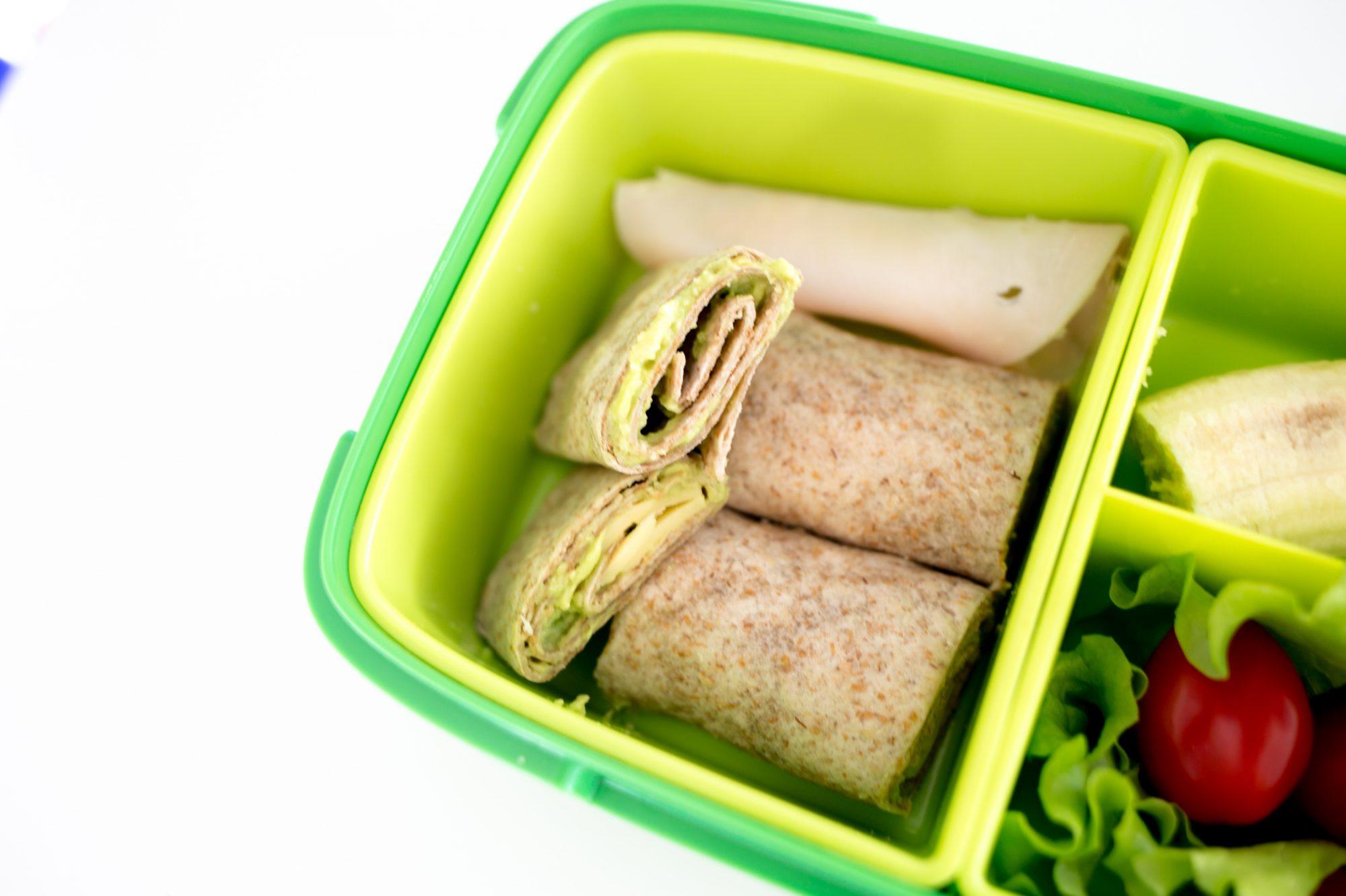 3 pomysły na drugie śniadanie do szkoły lub pracy