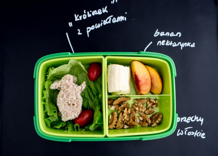 Szybkie pomysły na drugie śniadanie do szkoły/ pracy