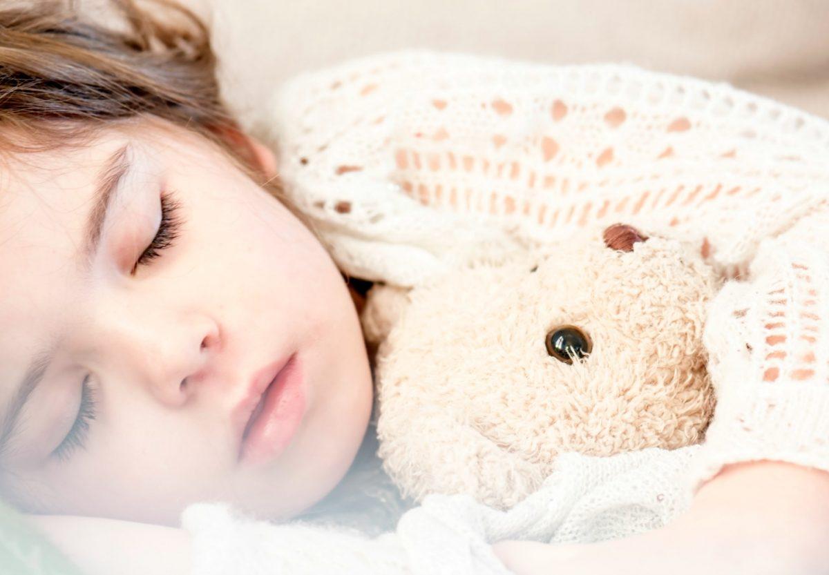 dziecko nie chce spać w nocy