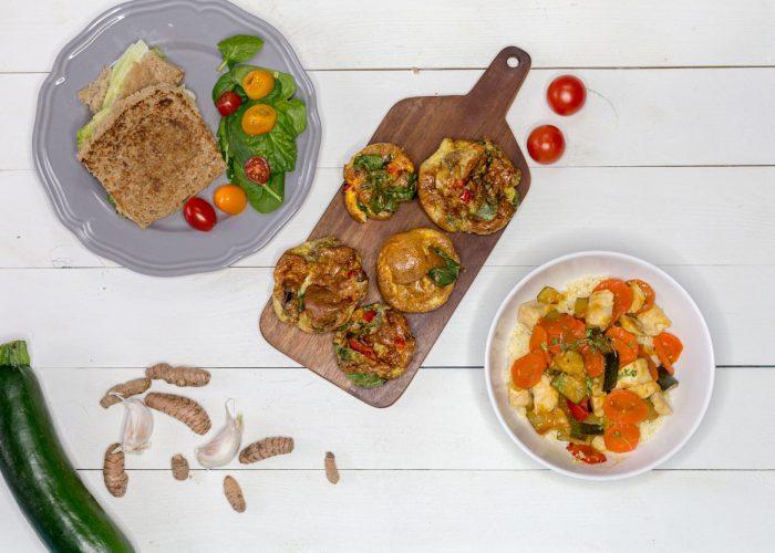 5 ciekawych sposób na zużycie resztek jedzenia +jadłospis