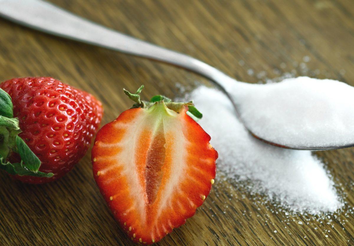 cukier u dzieci