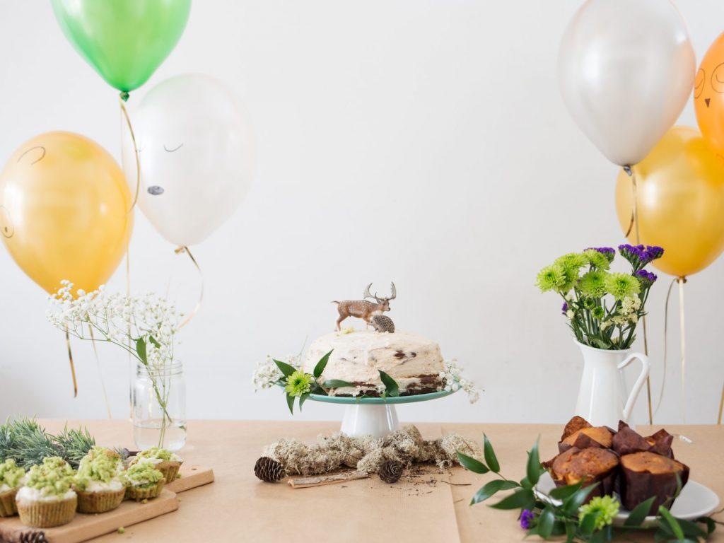 Leśne przyjęcie - genialny pomysł na urodziny dla dziecka