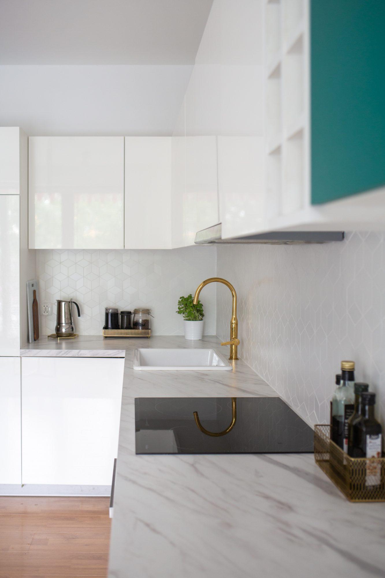 metamorfoza salonu z kuchnią