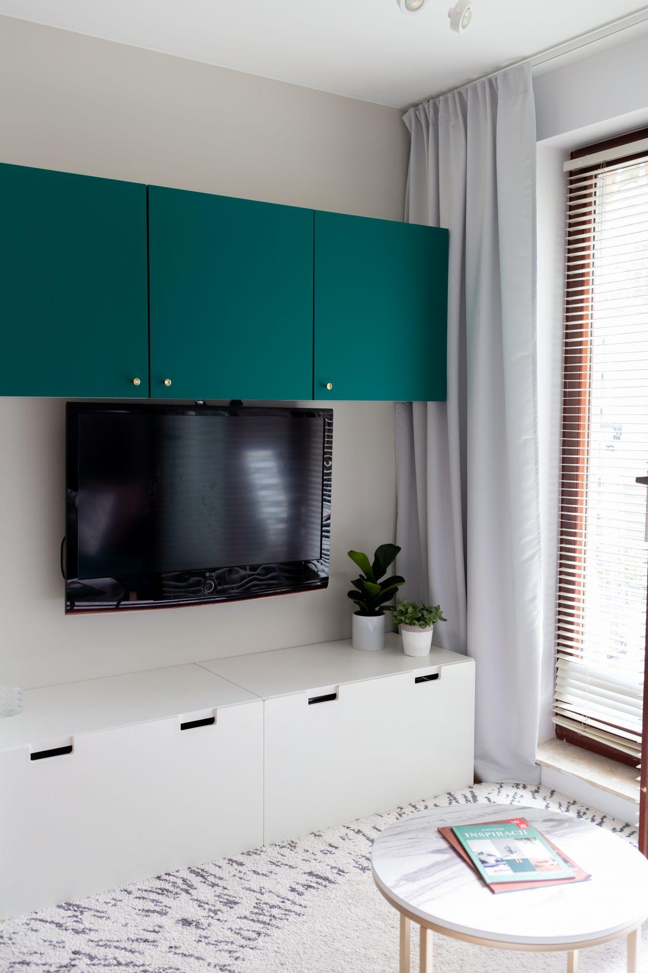 DIY malowanie szafek IKEA