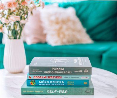 książki o wychowaniu dzieci