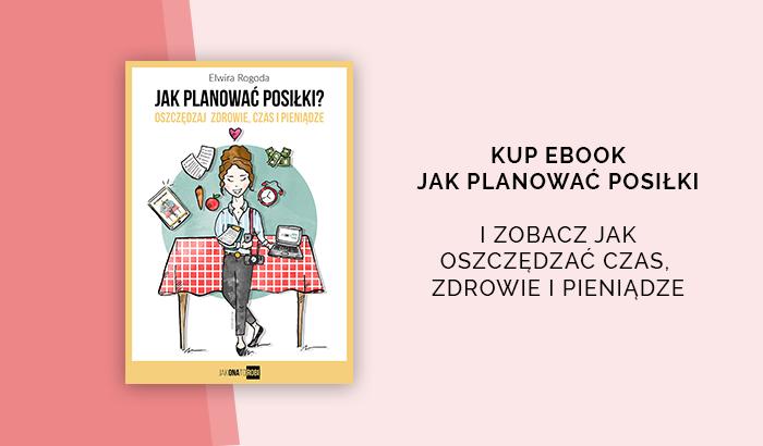 Ebook Jak Planować Posiłki?