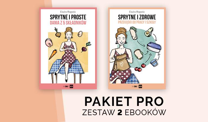 Pakiet PRO - zestaw 2 ebooków